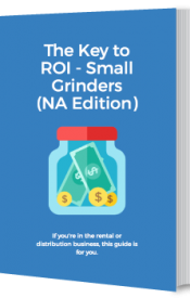 Key to ROI Small Grinders Ebook